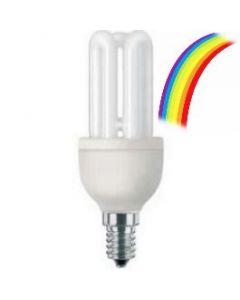 6500K Full Spectrum Energy Saving Bulb 11w SES (=60w)