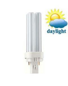 Biax D 10w 2pin Daylight [G24D-1]
